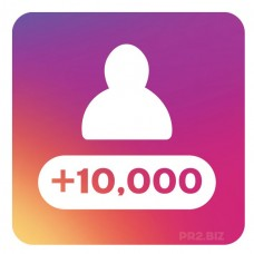 10,000 Instagram Followers
