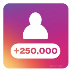 250,000 Instagram Followers