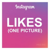 Instagram Likes (ONE PICTURE)